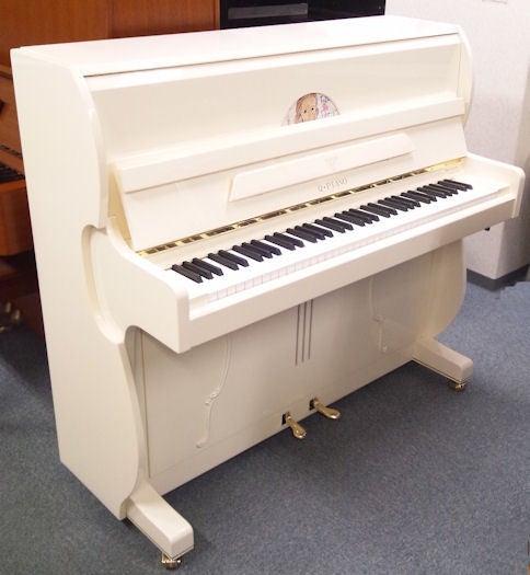 三浦ピアノのブログへようこそ♪-QP 鍵盤蓋開