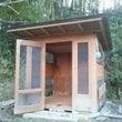 鶏小屋→犬小屋に