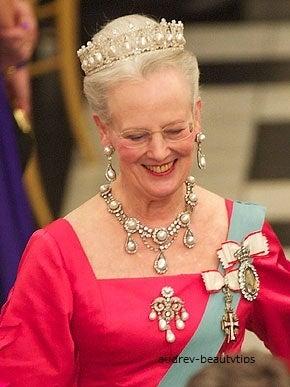 デンマーク王室】デンマーク女王...