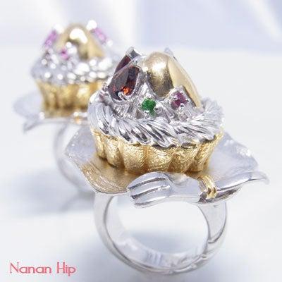 Nanan-Hip Blog  ジュエリー製作とフェイクスィーツ製作の日々