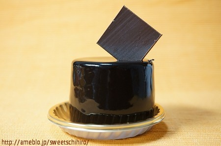 大阪スイーツレポーターちひろの辛口スイーツランキング-パティスリーラヴィルリエ チョコレートスイーツ