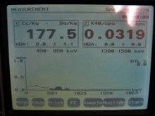 チダイズム ~毎日セシウムを検査するブログ~-IYO064