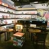 アンジン/代官山 蔦屋書店2階のラウンジタイプのカフェでモーニングの画像