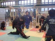SUNDAI RUGBY MANAGER BLOG-ウエイト