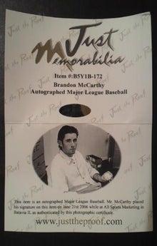 nash69のMLBトレーディングカード開封結果と野球観戦報告-brandon-ball-1