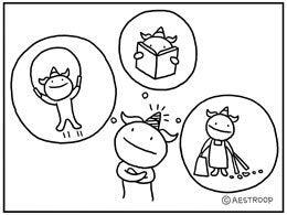 $エストループのキャラクター達 「ぼくジェッチル」スピンオフ絵日記 きっと毎日更新中!!-ピッタリってどういうこと_260