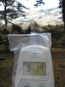 ちょんちゃん♪らが仙台を中心に放射線量を測定します。-12.3.25石巻