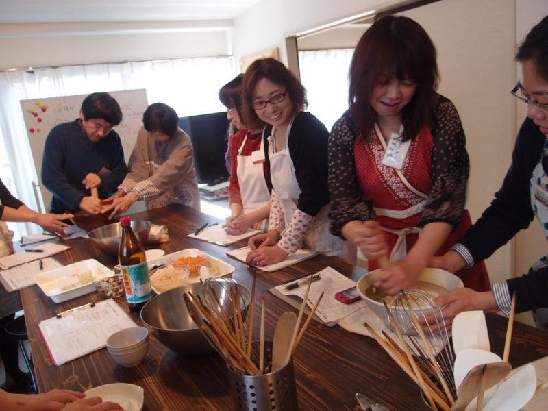廣瀬ちえの「食を通じて幸せを分かち合う」ブログ