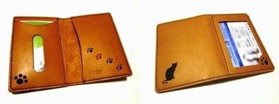 OXIO-CRAFT(オキクラ)の「革雑貨」製作日記-ID&パスケース