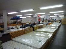 内山家具 スタッフブログ-20120405ベッド
