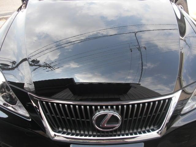 京都の女職人が書く車のブログ☆★-レクサス IS250