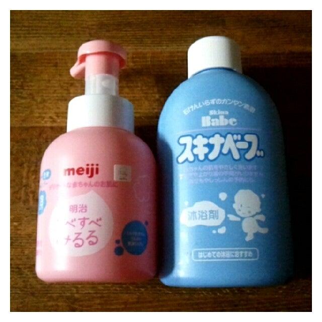 ベビーソープ 沐浴剤