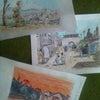 屋根裏の絵本かきの画像