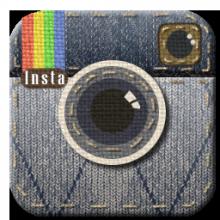 写真共有アプリ Instagram のアイコン Andro Home