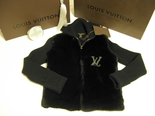 $Joaillerie I LOVE LOUIS VUITTON♪-LVファージャケット