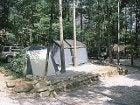 軽キャンパーファンに捧ぐ 軽キャン◎得情報-設楽オートキャンプ場テントサイト