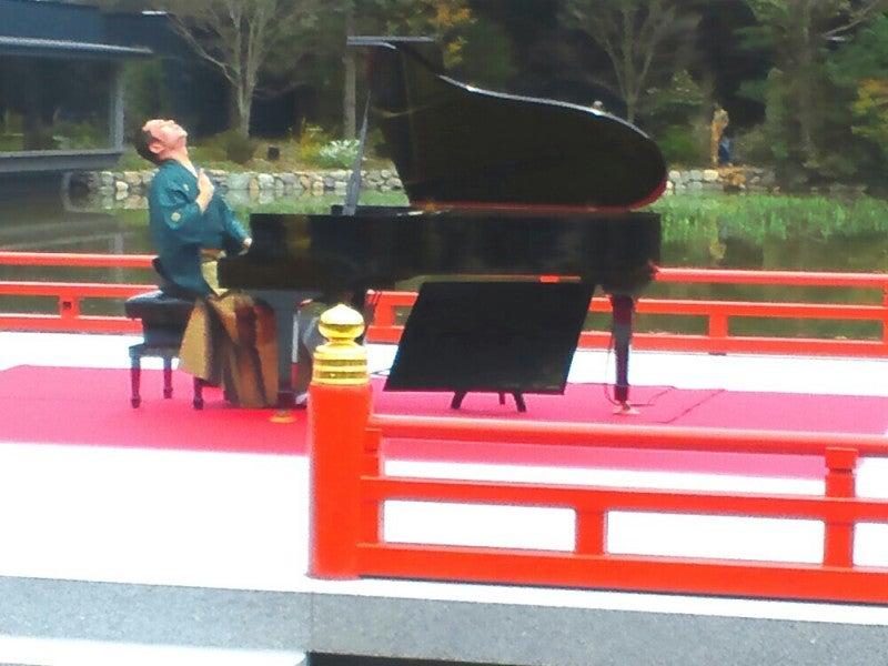 伊勢神宮ピアノ演奏 奉納