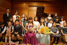 ema's room-piano concert