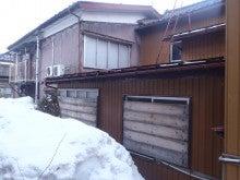 営業マンのブログ-残雪