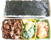 お弁当男子になる!-20120404