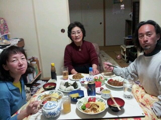 $歩き人ふみの徒歩世界旅行 日本・台湾編-福さん親子と