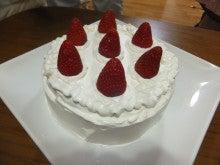 みっちゃんのブログ-ショートケーキ