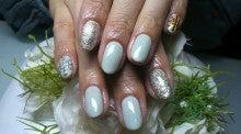 **bijoux nail**~ビジューネイル~カルジェル-2012041416370001.jpg