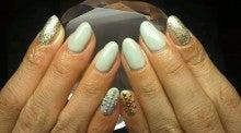 **bijoux nail**~ビジューネイル~カルジェル-2012041416370000.jpg