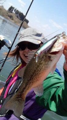 Girls Fishing!A' Go!Go!-やったぁ~