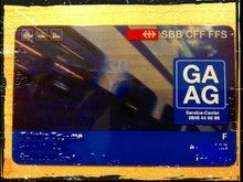 スイス鉄道乗り放題切符
