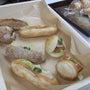 お魚バイヤー パン屋…