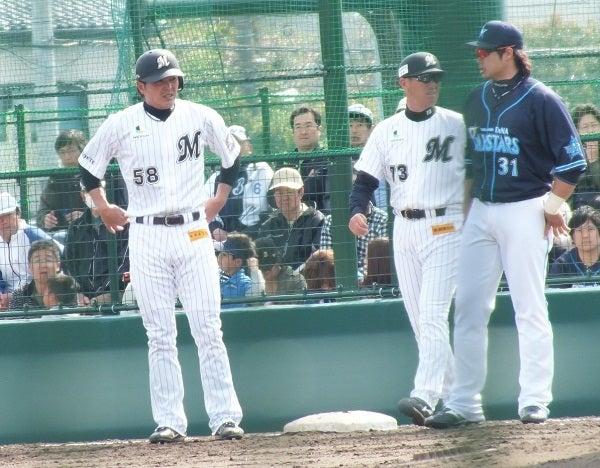 角中に続け、若人よ!~4・15ロッテ浦和球場観戦記~ | 町田堂野球魂日記