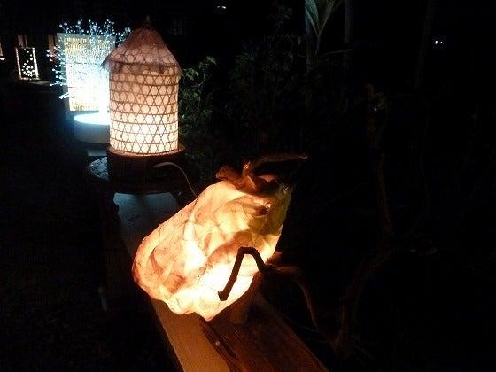 世界一の醤油をつくりたい 湯浅醤油有限会社 社長 新古敏朗のブログ-ゆあさ行灯アート展