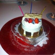 ケーキのロケーション