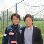 ☆横浜FCの練習見学…