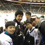 MHC NHL観戦!
