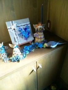 オカメインコのももちゃんと花教室と旅日記-120415_081401.jpg