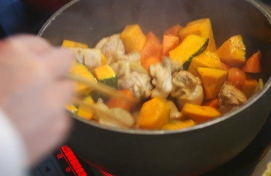 プロの味になる野菜ブイヨン