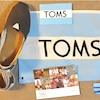 『TOMSの靴』^〜^♪の画像