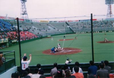 クラブオックス川崎AFCオフィシャルBlog-川崎球場1991年