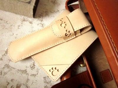 OXIO-CRAFT(オキクラ)の「革雑貨」製作日記-メモ