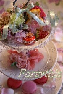 $Forsythia帝塚山~お花とお茶のある暮らし~