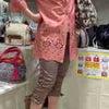 カットレースがおしゃれなロング丈ブラウス★奈良・ファッションセレクトショップ★ラレーヌの画像