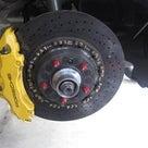 ポルシェ整備 997 GT2 RSのブレーキ交換 3の記事より