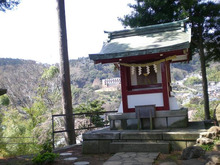 夫婦世界旅行-妻編-結明神社