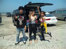 プロサーファー・一ノ瀬さゆりのオフィシャルブログ-2012ゴールデンウィークサーフィンスクール千葉