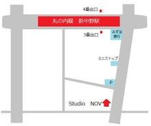 $劇団留級座BLOG-NOV地図