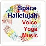 voice yoga Space Hallelujah FBページ イイネ!!お願いします!