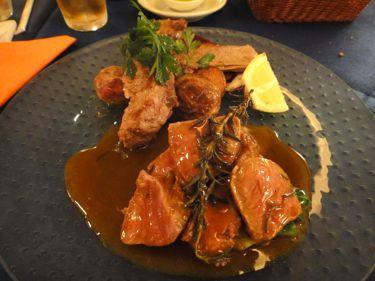 横浜発 驢馬人の美食な日々-Lucciola241