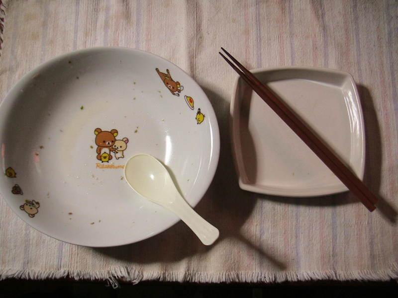 おまけ道@琵琶湖畔で実家生活♪ポテチンっ♪-20120423